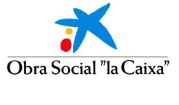 Logotip Obra Social La Caixa