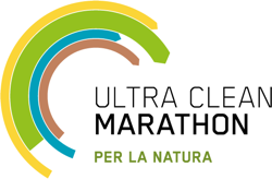 Logotip Ultra Clean Marathon